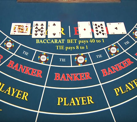 Baccarat Tips - Choosing a Casino Baccarat Strategy